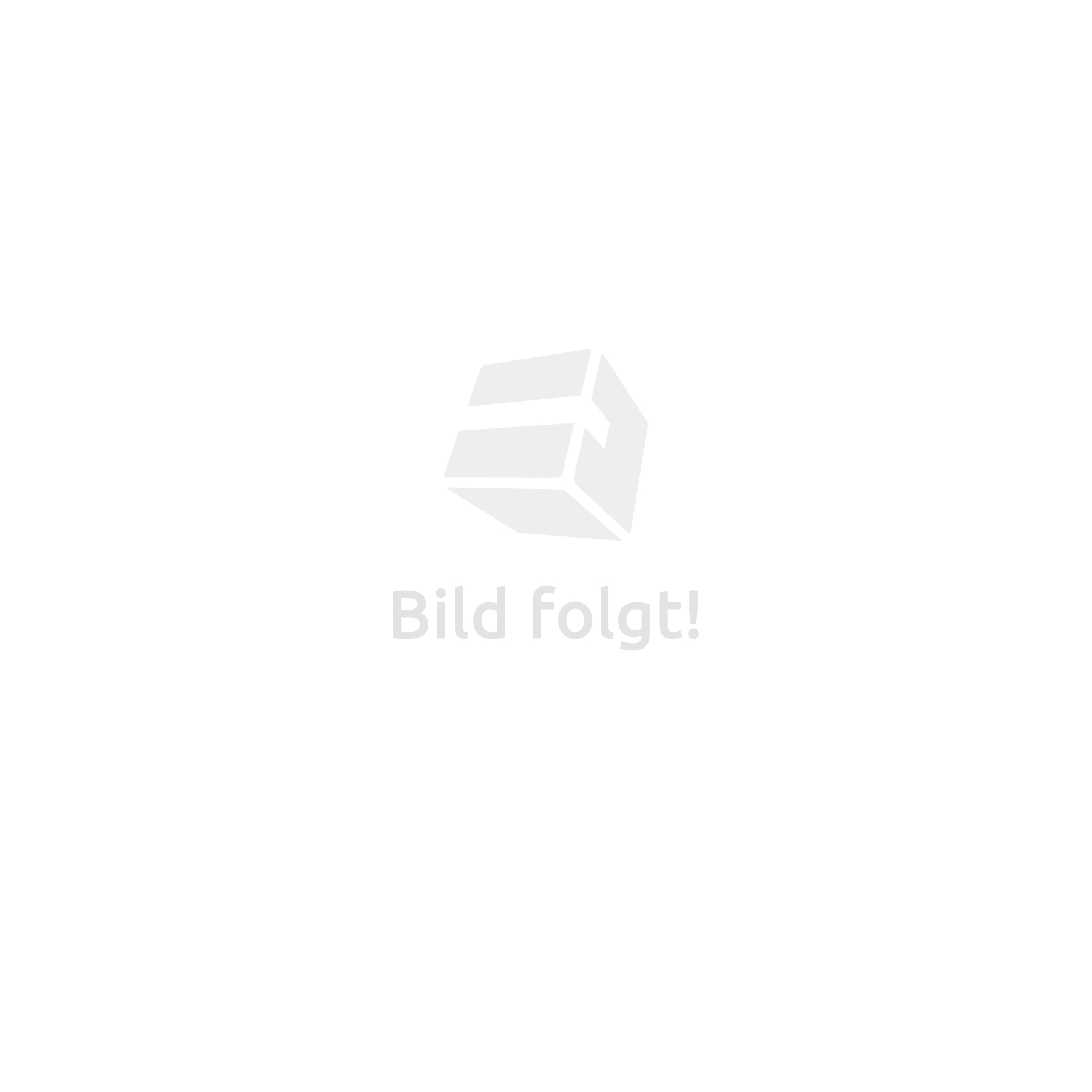Set de 4 Valises Trolley - ABS - 4 Roues Pivotantes à 360° gris